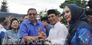 Demokrat Rahasiakan Pertemuan SBY Dengan Pihak Lain