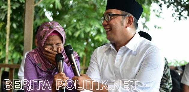 Ridwan Kamil Siap Melayani Warga Jawa Barat