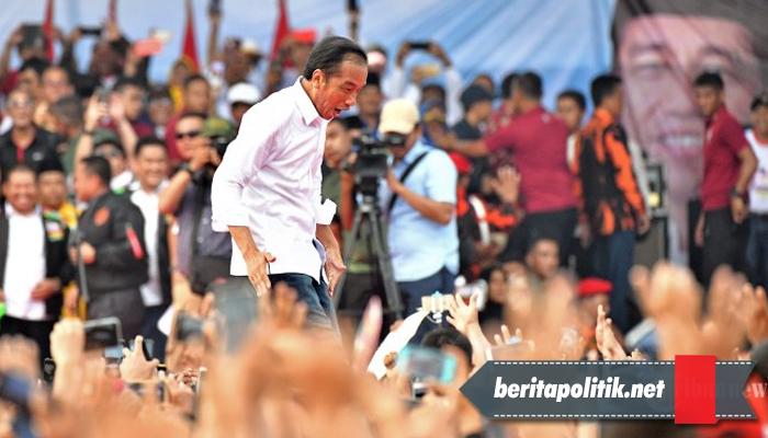 Jokowi Capres Pertama yang Kampanye di Dumai Riau