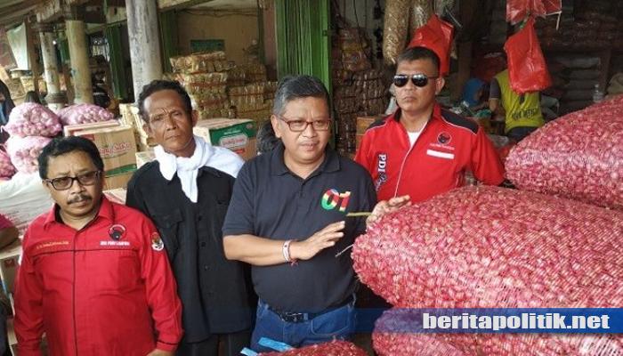 TKN sebut Jokowi Berhasil Stabilkan Stok dan Harga Pangan