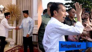 Anies Baswedan Open House Jokowi Bagi Sembako