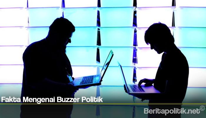 Fakta Mengenai Buzzer Politik