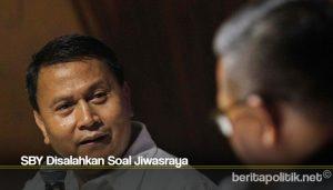 SBY Disalahkan Soal Jiwasraya