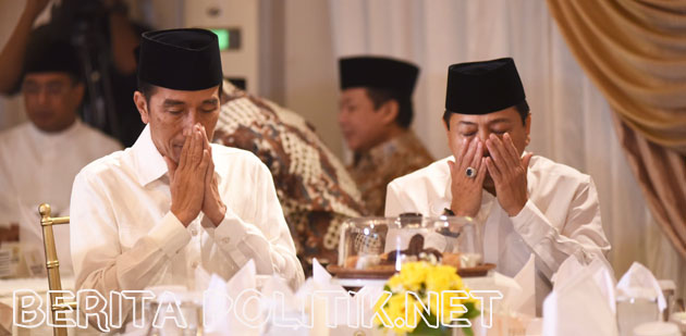 Jokowi Himbau Umat Islam Tetap Jaga Persaudaraan
