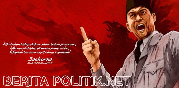 PDIP Sambut Bulan Bung Karno