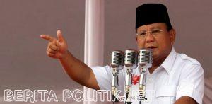 Pencalonan Prabowo Menjadi Kunci Peta 2019