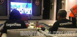 SBY Pakai Kaos #JanganDiam