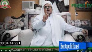 Habib Rizieq Membuat Sebuah Video