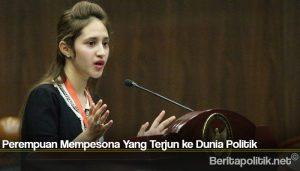 Perempuan Mempesona Yang Terjun ke Dunia Politik