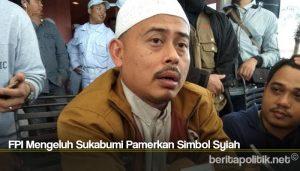 FPI Mengeluh Sukabumi Pamerkan Simbol Syiah