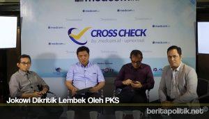 Jokowi Dikritik Lembek Oleh PKS