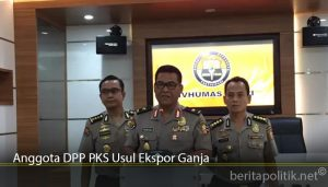Anggota DPP PKS Usul Ekspor Ganja