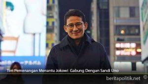 Tim-Pemenangan-Menantu-Jokowi-Gabung-Dengan-Sandi-Uno
