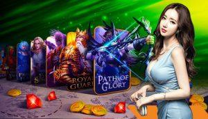 Keputusan Mencoba Bermain Slot Online
